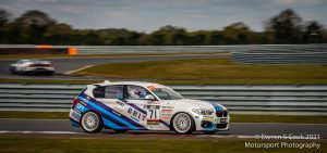 Busy weekend at Snetterton for Matty and Team BRIT